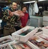 全国の高級鮮魚が集まる築地市場【東京都 築地市場】