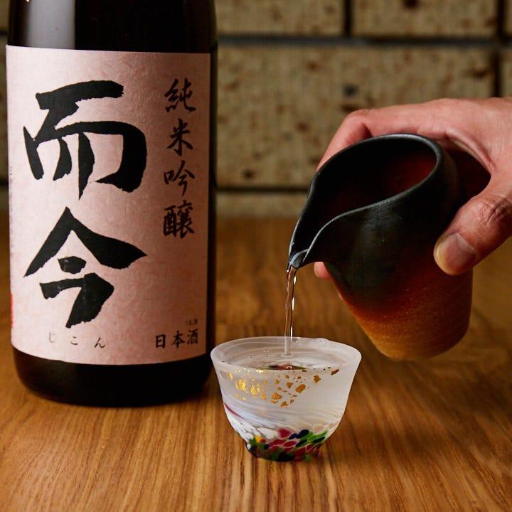 『和食には和酒が合う』