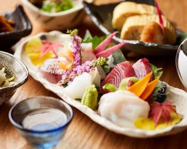 銀座 うわの空 旬の和食と日本酒 コースの画像
