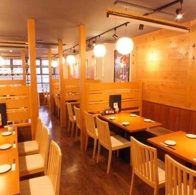 こだわり天ぷらと旨い魚 こだわりや 伏見桃山駅前店 店内の画像