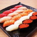 ☆彩り握り寿司