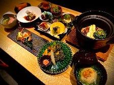 ◆贅沢に阿蘇赤牛炭焼きや季節食材をご満喫【お料理のみ】『雅 懐石コース』[全9品]ご会食やお祝い事に