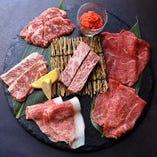 美しい肉をご堪能下さい。