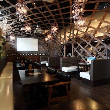 cafe & dining i空間 (イクウカン)浜松板屋町  店内の画像