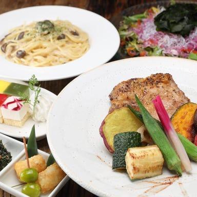 cafe & dining i空間 (イクウカン)浜松板屋町  こだわりの画像