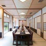 宴会個室1