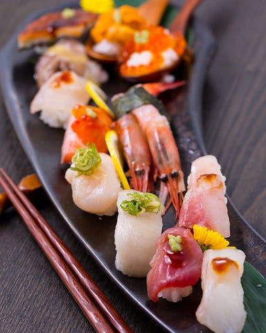 新和食 SUSHI&GRILL 創蔵 -souya- こだわりの画像