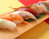 職人による新鮮素材を使ったお寿司を堪能下さい!