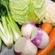 こだわり食材いっぱい。 無農薬野菜のサラダ!