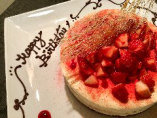 お祝い事のお手伝い致します!当店のケーキは自家製です♪