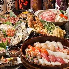 《食べ飲み放題》お寿司食べ放題!