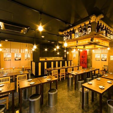 大衆酒場×食べ放題 ぶっちぎり酒場 鶴見店 店内の画像