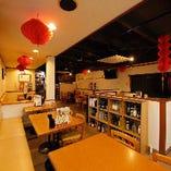 明るい雰囲気と居心地の良さからも地元に愛される駅近の町中華店