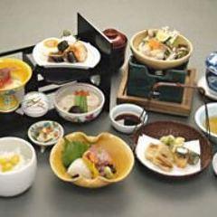 日本料理 織部