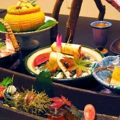 日本料理 织部