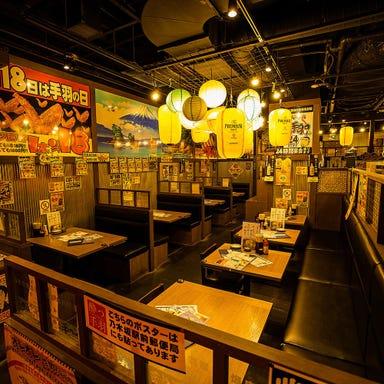 居酒屋革命 酔っ手羽 蒲田店  店内の画像