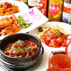 中華料理 金の華