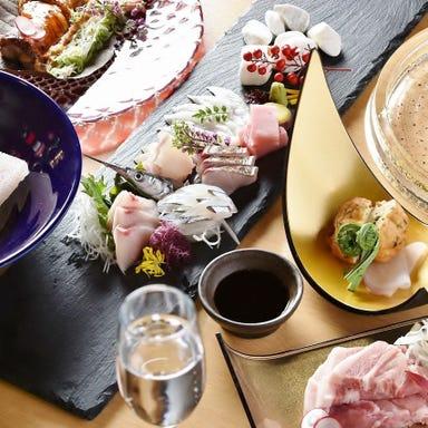 隠れ家個室 広島食材 五葉-いつは-  コースの画像