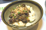 信州の伝統野菜、松代産長芋と北信濃の醤油豆【長野県長野市松代町】