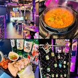 韓国料理×お洒落空間