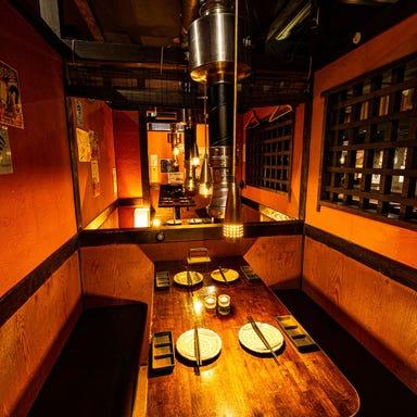 もつ鍋&こだわりの黒豚餃子 新味覚餃子酒場 盛 船橋店 店内の画像