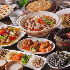 韓国家庭料理居酒屋 身土不二