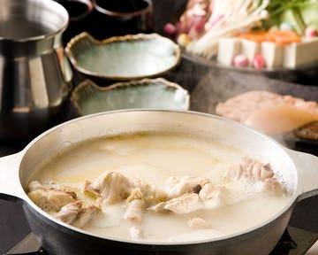博多水炊き・地鶏料理 八風  こだわりの画像