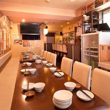 武蔵小杉の居酒屋 青朗 個室  店内の画像