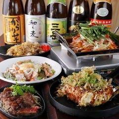 大阪 大衆鉄板焼き酒場 てっちゃん