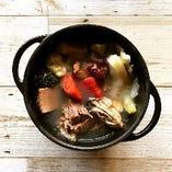 『牛タンと牡蠣の薬膳ポトフ』病みつきになる美味さです!