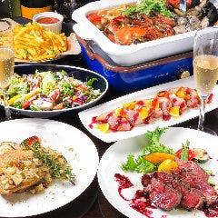 お肉と牡蠣のNYイタリアン CARTA 池袋店