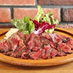 黒毛和牛の熟成肉(100gあたり)