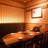 【1~4名様向け】テーブル席