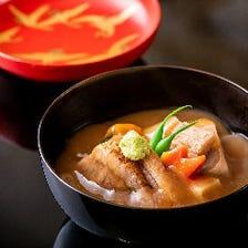 加賀伝統の料理『治部煮』