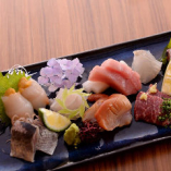 季節によって異なる九州のお魚をご堪能ください。