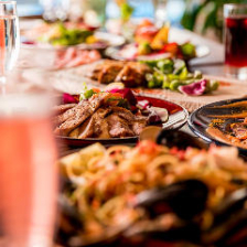 【2時間飲み放題アルコール含む】ランチパーティーコース〈全6品〉宴会・飲み会・女子会・ママ会・パーティ