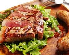 肉の食感や旨みを引き出した逸品