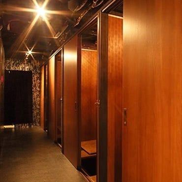 隠れ家酒場 雅 別邸  店内の画像