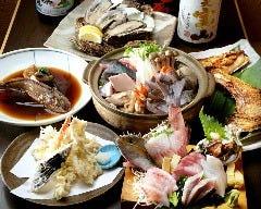 地魚と鎌倉野菜のお店 喰楽酒家 きあじ