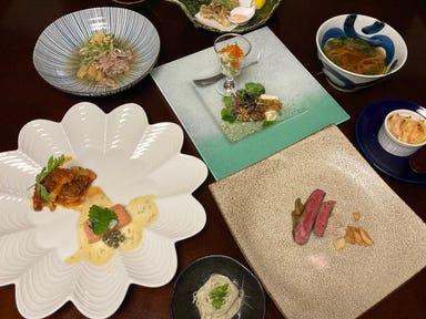 麺や 文左  コースの画像