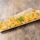 手作りパリパリチーズ【国内】