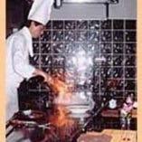 鉄板焼きステーキ あずま
