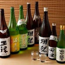 焼酎、日本酒、鶏料理、馬刺し