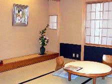 京都らしい、落ち着いた個室