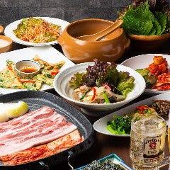 韓国料理 妙味