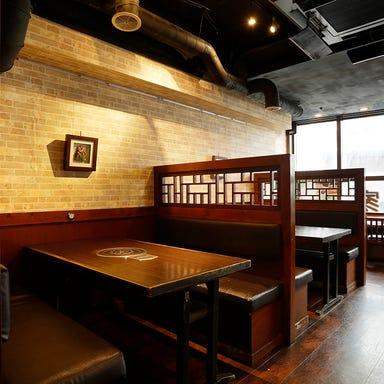 サムギョプサル食べ放題 韓友家 大久保店 店内の画像