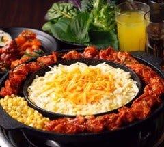 サムギョプサル食べ放題 韓友家 大久保店 メニューの画像