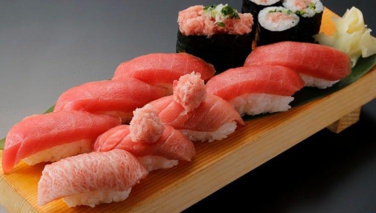 必食!コスパ◎本格寿司ランチ
