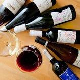 ワイン、ビールなどお酒の種類も豊富に取り揃えてます☆