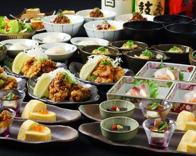 和食とお酒 やまと庵 近鉄奈良駅前店 コースの画像